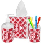 Celtic Knot Bathroom Accessories Set (Personalized)