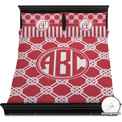 Celtic Knot Duvet Cover Set (Personalized)