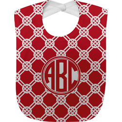 Celtic Knot Baby Bib (Personalized)