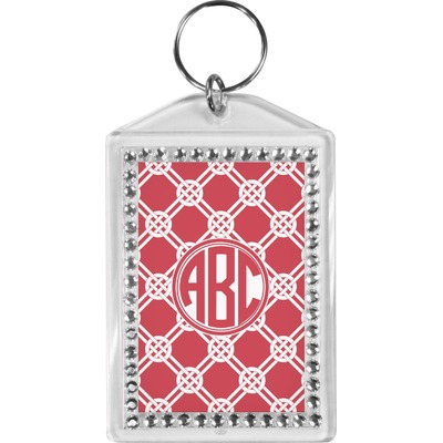 Celtic Knot Bling Keychain (Personalized)