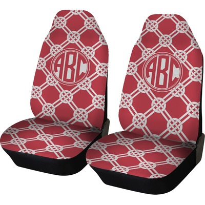 Celtic Knot Car Seat Covers (Set of Two) (Personalized)