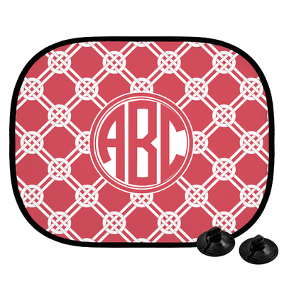 Celtic Knot Car Side Window Sun Shade (Personalized)