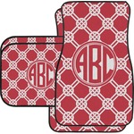 Celtic Knot Car Floor Mats (Personalized)