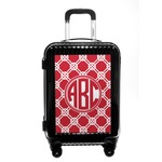 Celtic Knot Carry On Hard Shell Suitcase (Personalized)