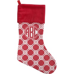 Celtic Knot Christmas Stocking (Personalized)