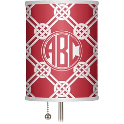 "Celtic Knot 7"" Drum Lamp Shade (Personalized)"