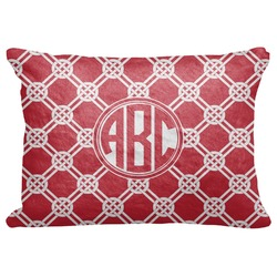 "Celtic Knot Decorative Baby Pillowcase - 16""x12"" (Personalized)"