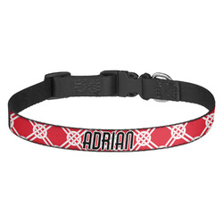 Celtic Knot Dog Collar (Personalized)