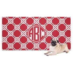 Celtic Knot Dog Towel (Personalized)