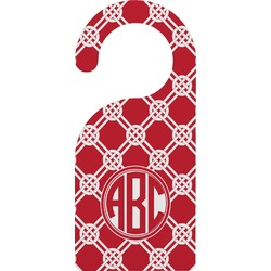 Celtic Knot Door Hanger (Personalized)