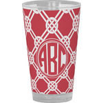 Celtic Knot Drinking / Pint Glass (Personalized)