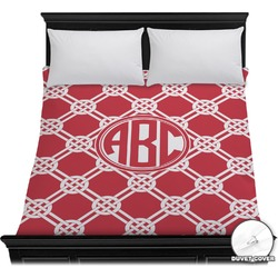 Celtic Knot Duvet Cover (Personalized)