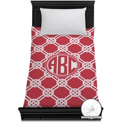 Celtic Knot Duvet Cover - Twin (Personalized)