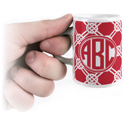 Celtic Knot Espresso Cups (Personalized)