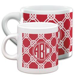 Celtic Knot Espresso Cups (Personalized)