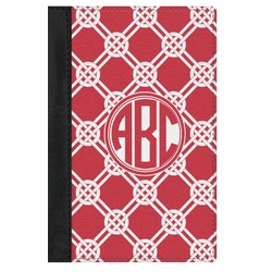 Celtic Knot Genuine Leather Passport Cover (Personalized)