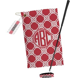 Celtic Knot Golf Towel Gift Set (Personalized)