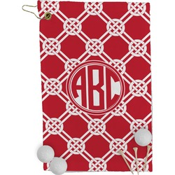 Celtic Knot Golf Towel - Full Print (Personalized)