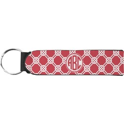 Celtic Knot Keychain Fob (Personalized)