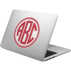 Celtic Knot Laptop Decal (Personalized)