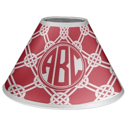 Celtic Knot Coolie Lamp Shade (Personalized)
