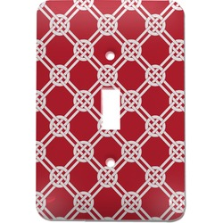 Celtic Knot Light Switch Cover (Single Toggle) (Personalized)
