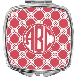 Celtic Knot Compact Makeup Mirror (Personalized)