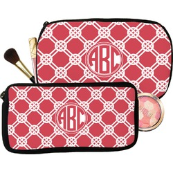 Celtic Knot Makeup / Cosmetic Bag (Personalized)