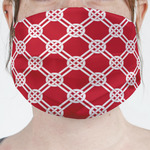 Celtic Knot Face Mask Cover (Personalized)