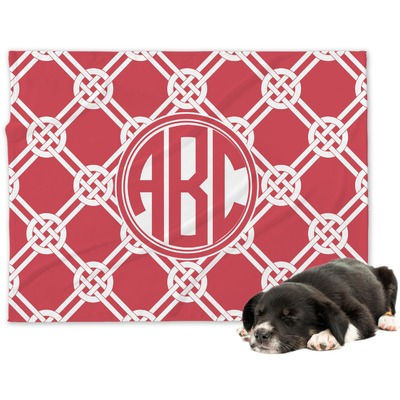Celtic Knot Dog Blanket (Personalized)