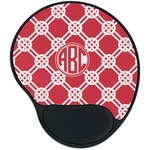 Celtic Knot Mouse Pad with Wrist Support