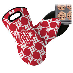 Celtic Knot Neoprene Oven Mitt (Personalized)