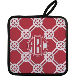 Celtic Knot Pot Holder (Personalized)