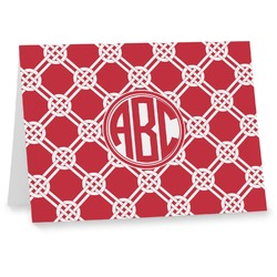 Celtic Knot Notecards (Personalized)