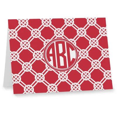 Celtic Knot Note cards (Personalized)