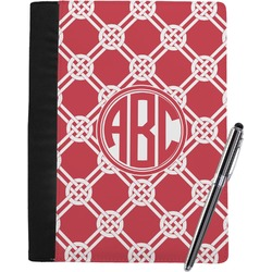 Celtic Knot Notebook Padfolio (Personalized)