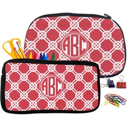 Celtic Knot Pencil / School Supplies Bag (Personalized)