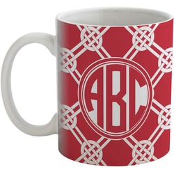 Celtic Knot Coffee Mug (Personalized)
