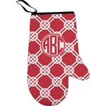Celtic Knot Right Oven Mitt (Personalized)