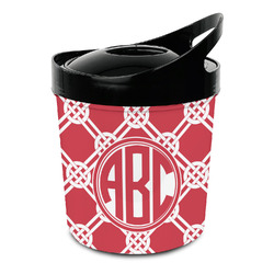 Celtic Knot Plastic Ice Bucket (Personalized)