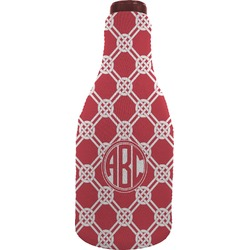 Celtic Knot Wine Sleeve (Personalized)