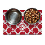 Celtic Knot Dog Food Mat (Personalized)