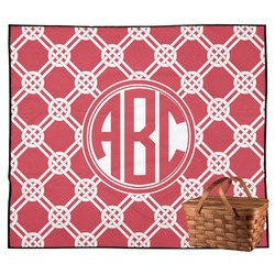 Celtic Knot Outdoor Picnic Blanket (Personalized)
