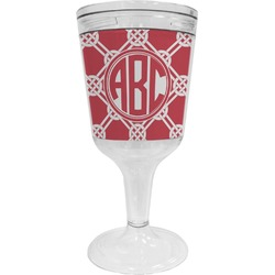 Celtic Knot Wine Tumbler (Personalized)