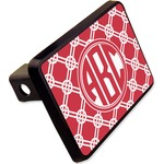 Celtic Knot Rectangular Trailer Hitch Cover - 2