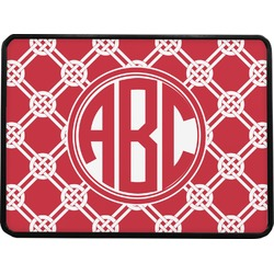 Celtic Knot Rectangular Trailer Hitch Cover (Personalized)