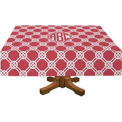 """Celtic Knot Tablecloth - 58""""x102"""" (Personalized)"""