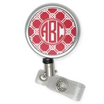 Celtic Knot Retractable Badge Reel (Personalized)