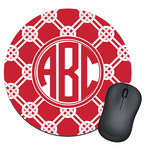 Celtic Knot Round Mouse Pad (Personalized)