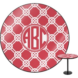Celtic Knot Round Table (Personalized)